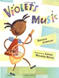 img - for Violet's Music book / textbook / text book