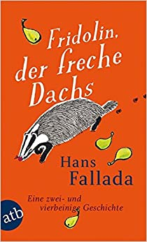 Book Fridolin, der freche Dachs