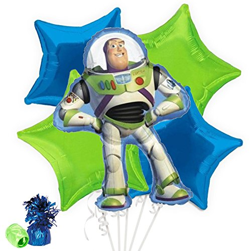 - Costume SuperCenter Toy Story Buzz Lightyear Balloon Bouquet