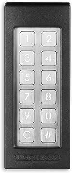 LOCINOX Slimstone - Teclado con código negro, control de ...