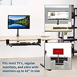 VIVO Ultra Wide Screen TV and Monitor Desk Mount
