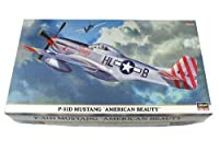 P-51D ムスタング 'アメリカン ビューティー' 1:48 P51D MUSTANG `AMERICAN BEAUTY`の商品画像