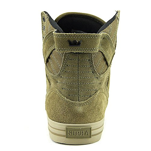 S18091 Sneaker uomo Supra Olive Sage Skytop 8qFwR