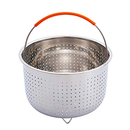 3qt Steamer Basket Pot Accessories Stainless Steel Vegetable