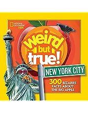 Weird But True New York City
