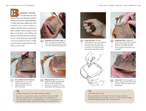The Woodcut Artist's Handbook: Techniques and Tools for Relief Printmaking (Woodcut Artist's Handbook: Techniques & Tools for Relief Printmaking) by Firefly Books (Image #1)
