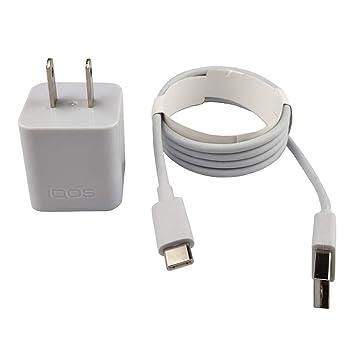 Senoow - Cargador portátil Tipo C con Cable de Carga de ...