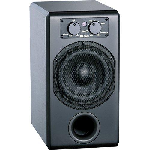 Adam Audio Sub7 7'' Subwoofer Black by Adam Audio