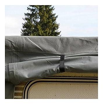 incubado Wetterfeste Wohnwagen Schutzh/ülle//Wohnmobil Abdeckung//Abdeckplane Caravan Plane L - 6,1 m L/änge