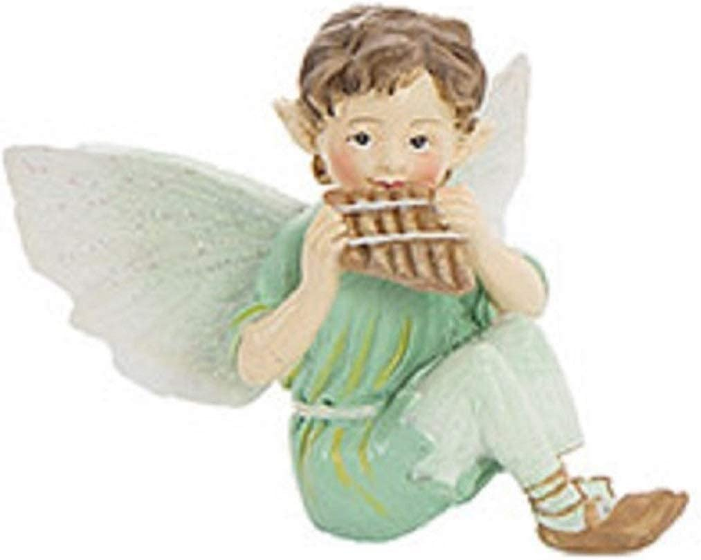 Darice Yard and Garden Minis Sitting Fairy 1.75 X 2.25 inches Assorted
