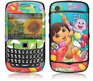 MusicSkins, MS-DORA20044, Dora The Explorer - Explorers Wanted, BlackBerry Curve (8520/8530), Skin