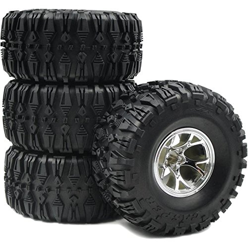 Amazon com: 4pcs RC 2 2 Rock Crawler Tires Truck Tyre AR