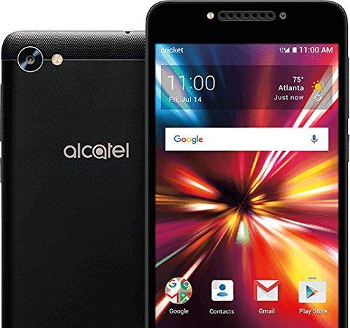 Alcatel Pulsemix Unlocked 4G LTE 5085C (Cricket) 5 inch 16GB Usa Latin & Caribbean Bands Android 7.0 Liberado
