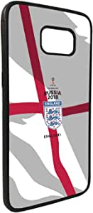 ديكالاك غطاء حماية لجهاز سامسونج جالكسي اس 7، تصميم انجلترا، متعدد الالوان
