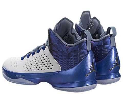 get cheap cdcf4 0a695 Nike Jordan Men s Jordan Melo M11 White White Game Royal Cl Blue Basketball  Shoe 9.5 Men US