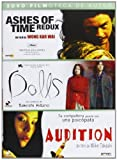 Pack: Dolls + Audition + Ashes Of Time Redux (Import Movie) (European Format - Zone 2) (2013) Miko Kanno; R