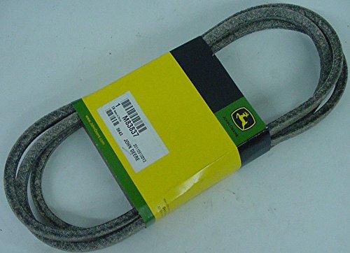 John Deere M83837 Genuine OEM Transmission Drive Belt 108 111 116 160 + FREE EBOOK - YOUR LAWN & LAWN CARE -