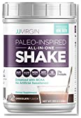 JJ Virgin - Chocolate Paleo-Inspired All-In-One Shakes, 15 Servings 555 G (1.22LBS)