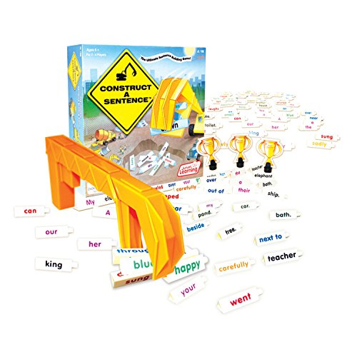 Junior Learning Construct a Sentence Board -