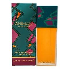 Animale Eau De Parfum Spray 3.4 Oz/ 100 Ml for Women by Parlux Fragrances