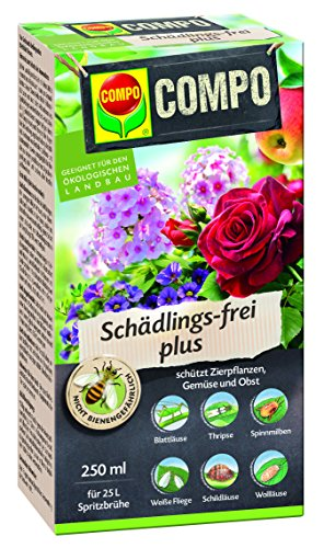 Compo 16602 Schädlings-frei plus 250 ml
