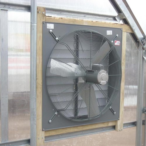 Canarm Ltd S20 F2 Canarm Exhaust Fan With Aluminum Louver