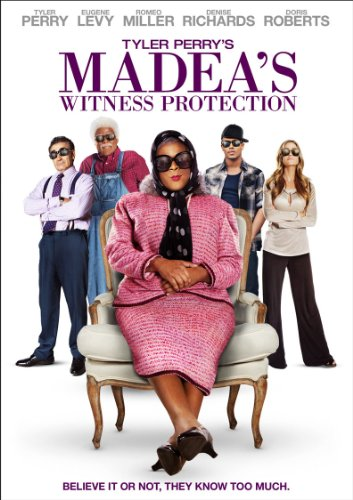 Tyler Perry's Madea's Witness Protection [DVD + Digital] -