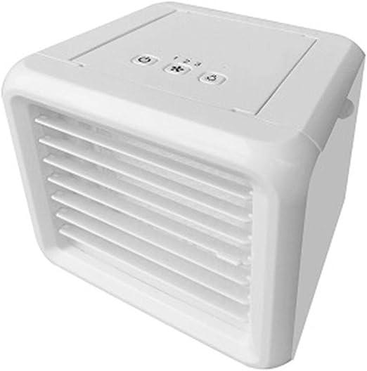 Mini Usb Aire Acondicionado Para el hogar Evaporativo Refrigerador ...