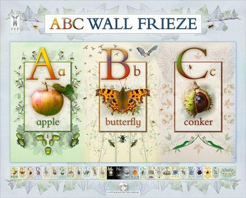 Read Online ABC Wall Frieze PDF