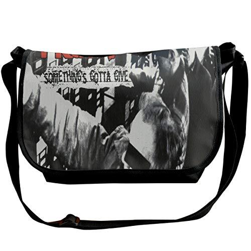 Agnostic Front Something's Gotta Give Unisex,lightweight,durable,school Backpack,multi-function Backpack,Shoulder Bags,school Bag
