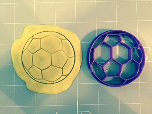 soccer cookie cutter - 6