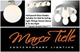 Marco Tielle Quot Hollywood Quot Bathroom Ip44 Mirrored Wall Light