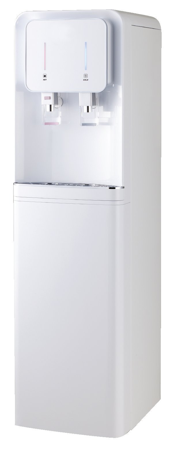 International H2O-500UF-W Ultra Filtration Hot/Cold POU Water Cooler, Pearl White