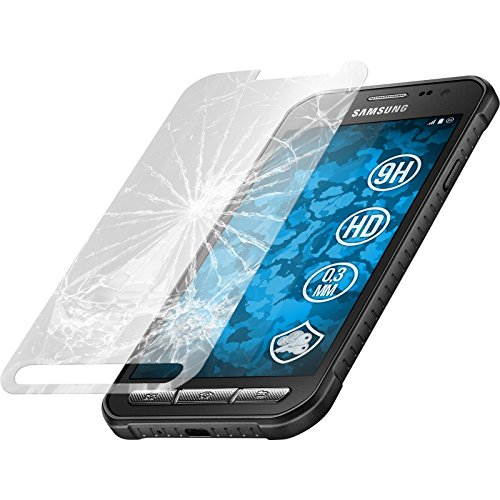Samsung Galaxy Xcover Protection Tempered product image