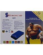 Strong HD Digital Receiver 888 - Blue