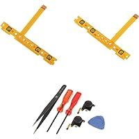 2X 3D L/R Analógico Stick + SL Sr Cable Flex para Nintendo Switch Joy-con
