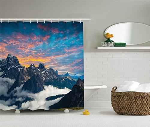 White Alpine Fabric - 9