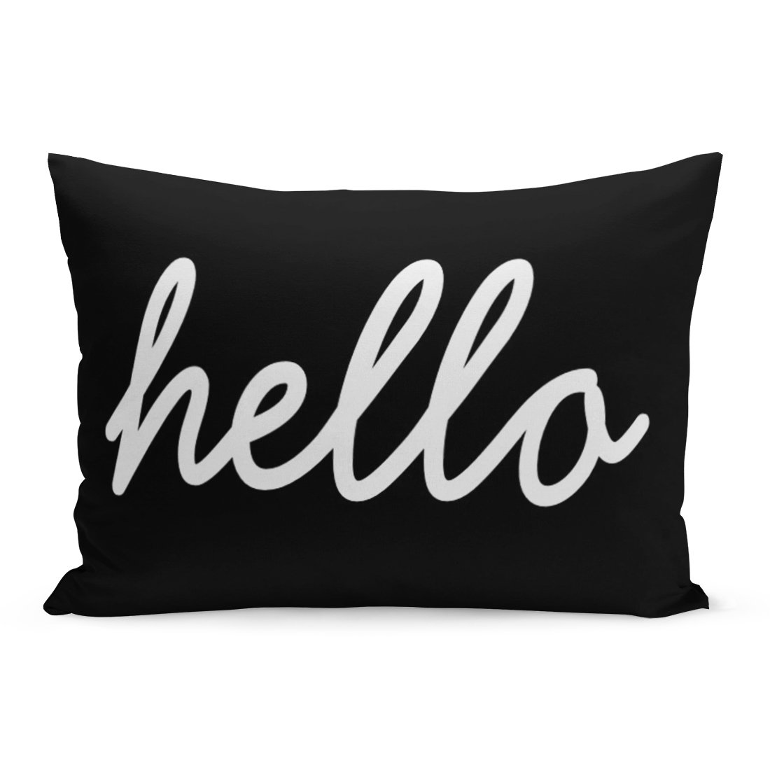 Aikul Throw Pillow Covers Africa Contemporary African Design Urban Folklore Pillow Case Cushion Cover Lumbar Pillowcase Decoration for Couch Sofa Bed Car, 20 x 26 inchs
