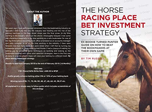 The Horse Racing Place Bet Investment Strategy por Tim Russell
