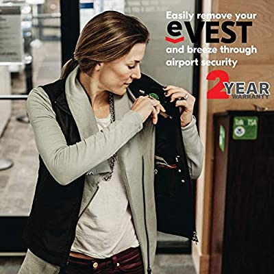 SCOTTeVEST RFID Travel Vests for Women with 18 Pockets - Utility Vest for Women at Women's Clothing store