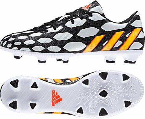 adidas Absolado Lethal Zones FG WC Zapato de Fútbol Hombre Blanco / Negro
