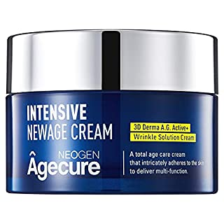 Anti aging, Skin Tightening & Lifting, Collagen Face & Neck Moisturizer by NEOGEN Agecure Skin Care I Day and Night Cream I 1.65oz