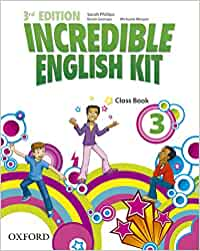 Incredible English Kit 3: Class Book 3rd Edition (Incredible English Kit Third Edition) - 9780194443678