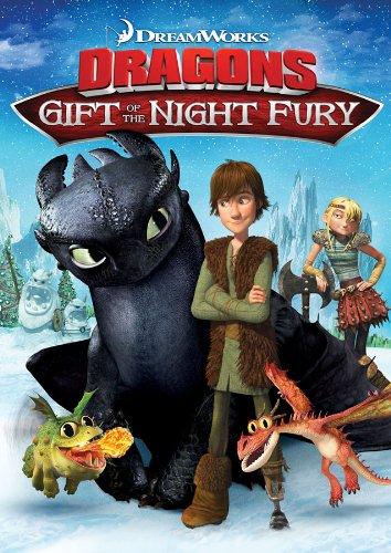Dreamworks Dragons: Night Fury