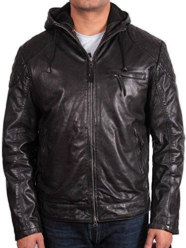 brandslock-mens-hooded-real-sheepskin-leather-bomber-jacket-xxxxx-large-black