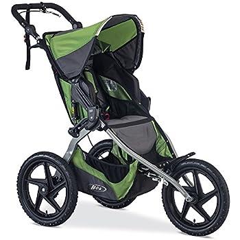 BOB 2016 Sport Utility Jogging Stroller, Meadow