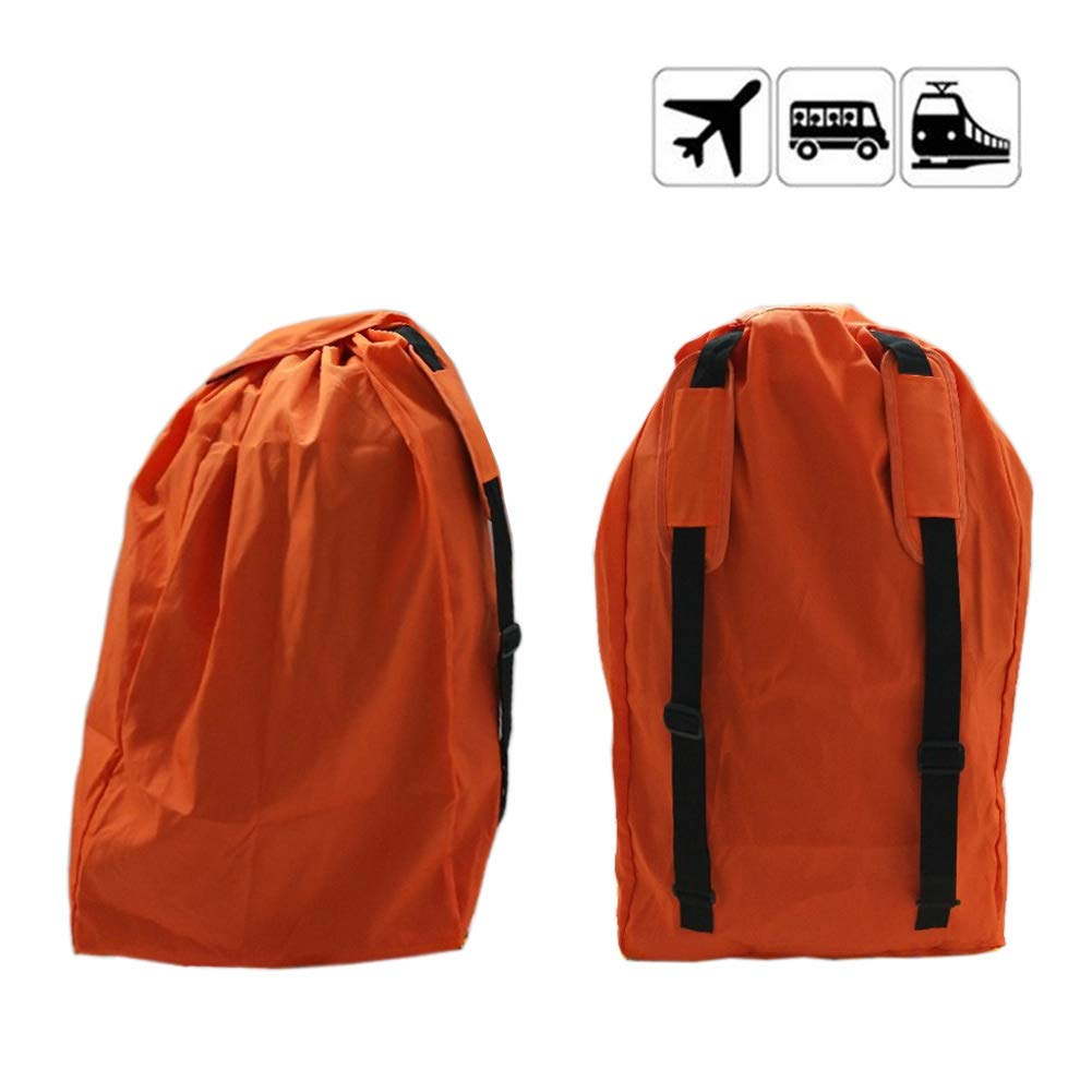 Gate Check Bag for Car Seats Red #CRC-001