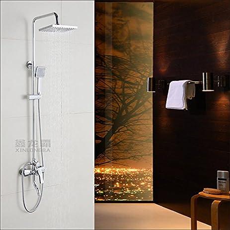 SAEKJJ-European Modern Copper Plating Jade Dragon Three Showers ...