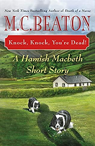 book cover of Knock, Knock, You\'re Dead!