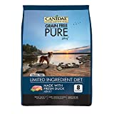 Cheap CANIDAE Grain Free PURE Sky Dog Dry Formula with Fresh Duck, 24 lbs